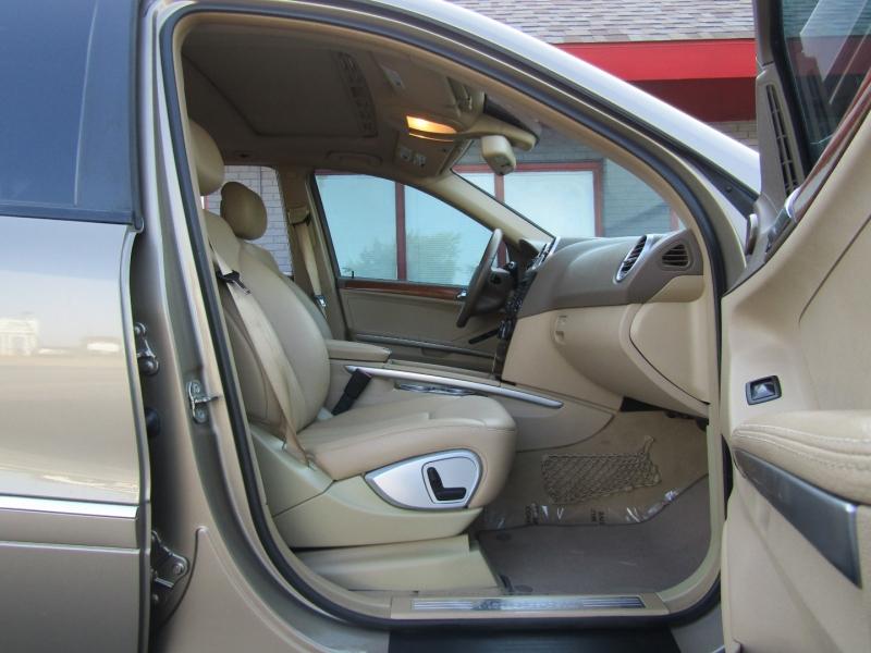 Mercedes-Benz M-Class 2008 price $9,650