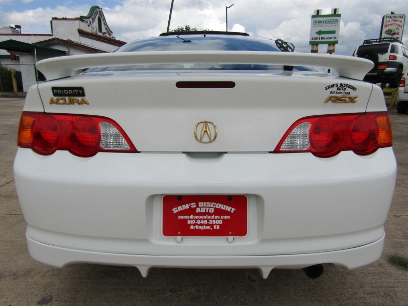 Acura RSX 2004 price $7,944