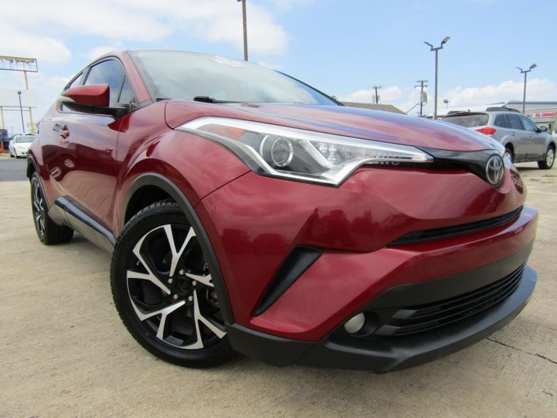 Toyota C-HR 2018 price $17,944