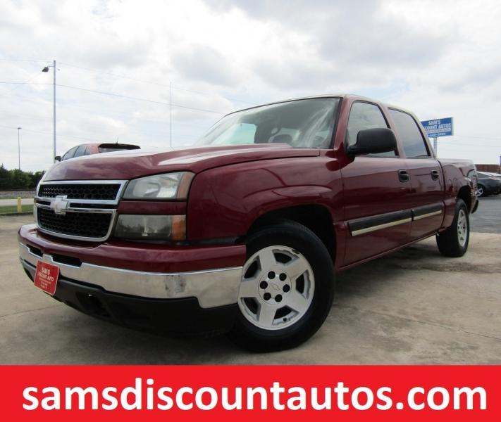 Chevrolet Silverado 1500 2006 price $13,444