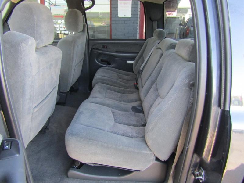 Chevrolet Silverado 1500 2003 price $11,944