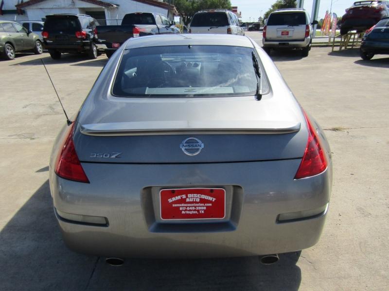 Nissan 350Z 2007 price $12,350