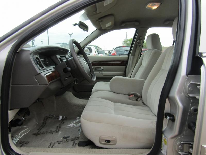Mercury Grand Marquis 2008 price $9,950