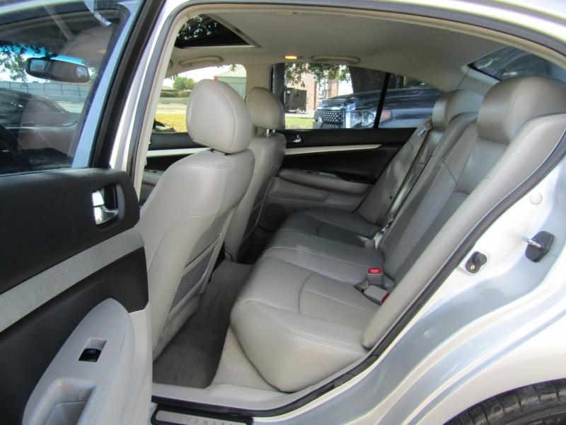 Infiniti G35 Sedan 2008 price $9,950