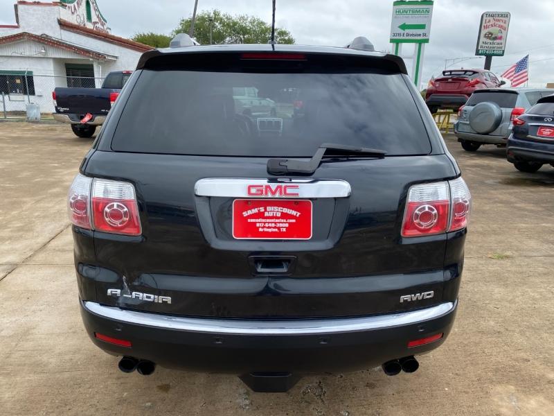 GMC Acadia 2011 price $6,944