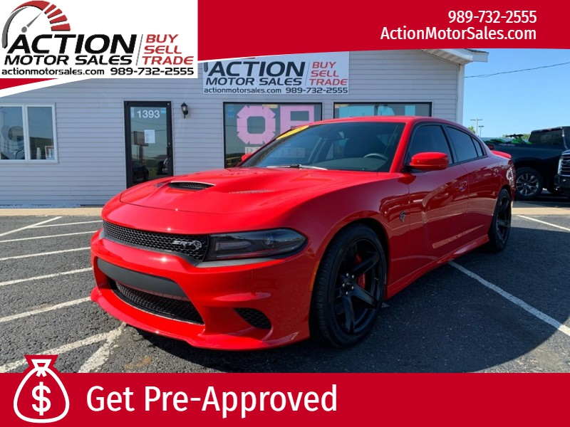DODGE CHARGER 2018 price $58,000