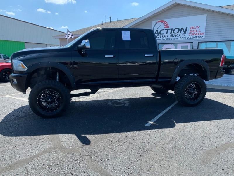 RAM 3500 2015 price $45,500