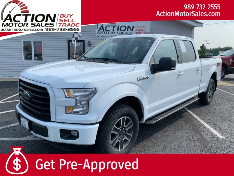 FORD F150 2016 price $28,800