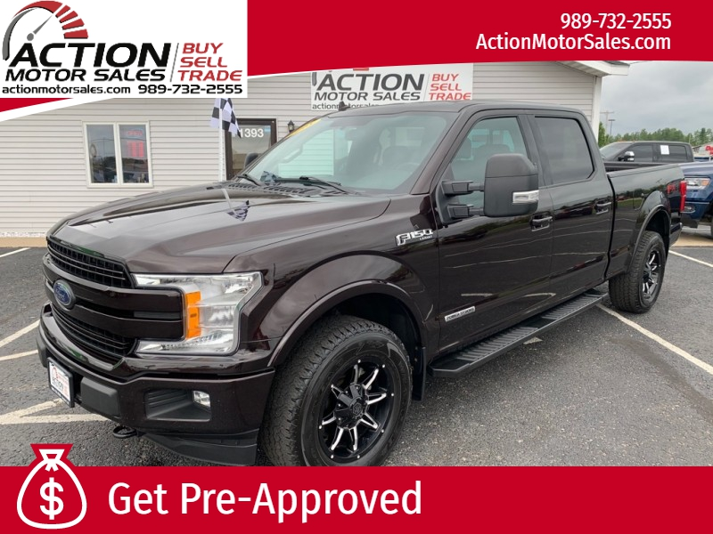 FORD F150 2018 price $45,500
