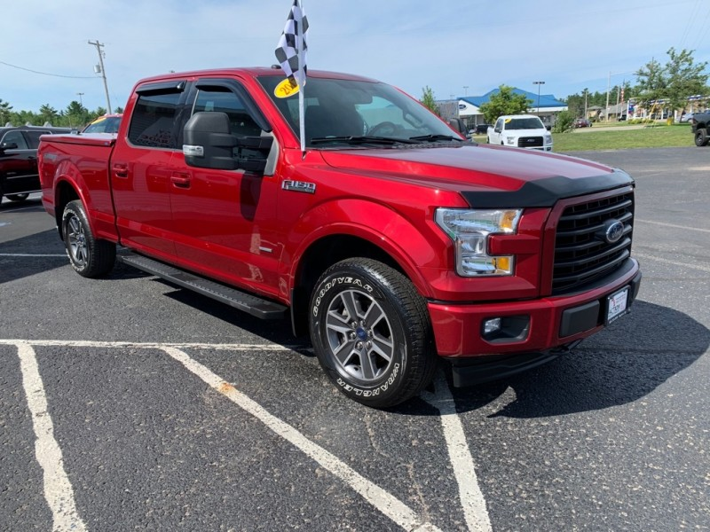 FORD F150 2017 price $33,500