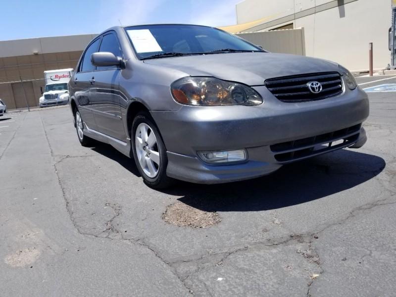 Toyota COROLLA 2004 price $3,299