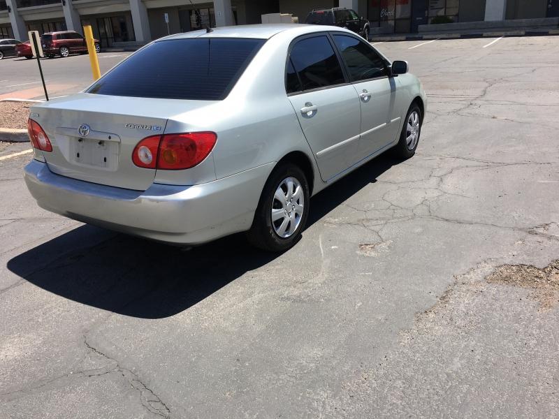 Toyota Corolla 2003 price $3,999