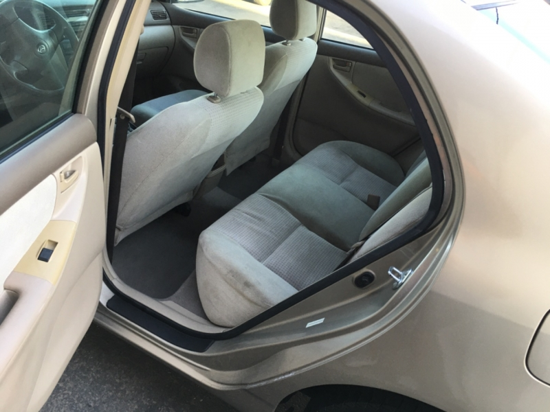 Toyota Corolla 2008 price $4,200