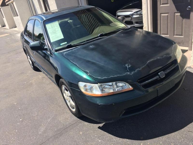 Honda Accord Sdn 2000 price $2,600