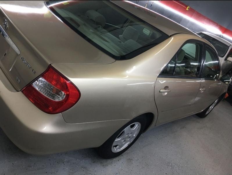 Toyota Camry 2002 price $5,999