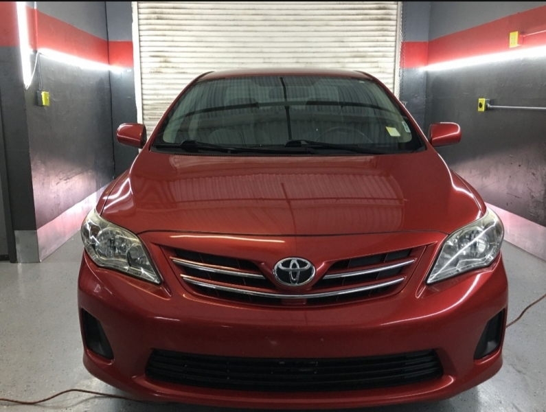 Toyota Corolla 2013 price Call for Pricing