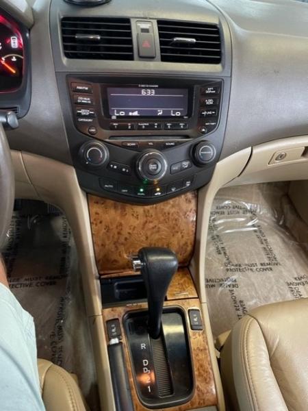 Honda Accord Sdn 2005 price $7,299