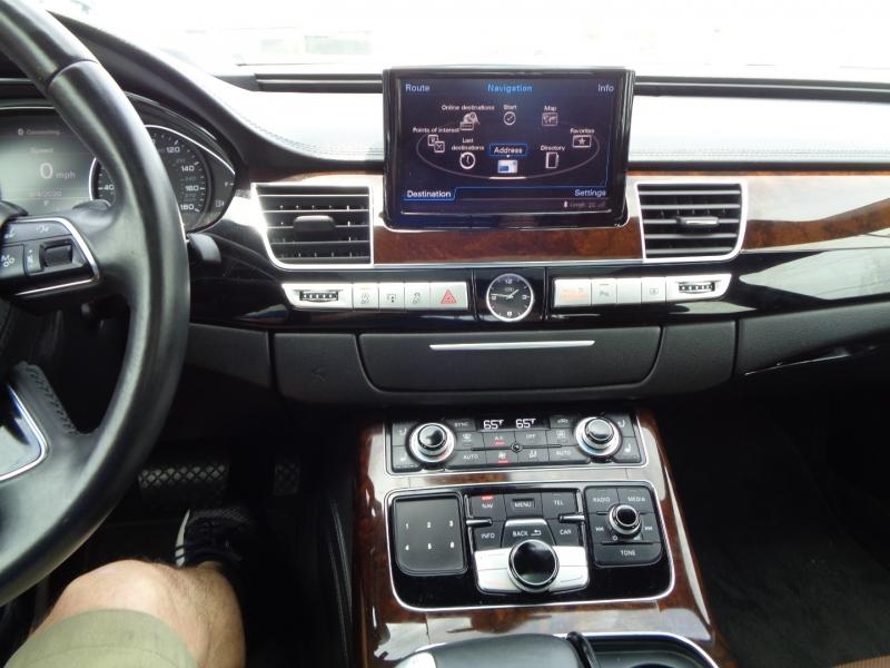 Audi A8 L 2016 price $39,995
