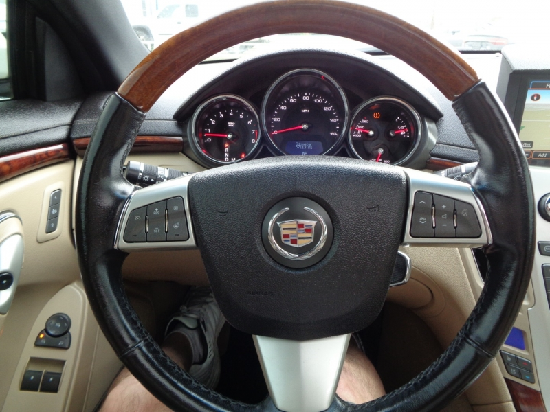Cadillac CTS Coupe 2014 price $20,995
