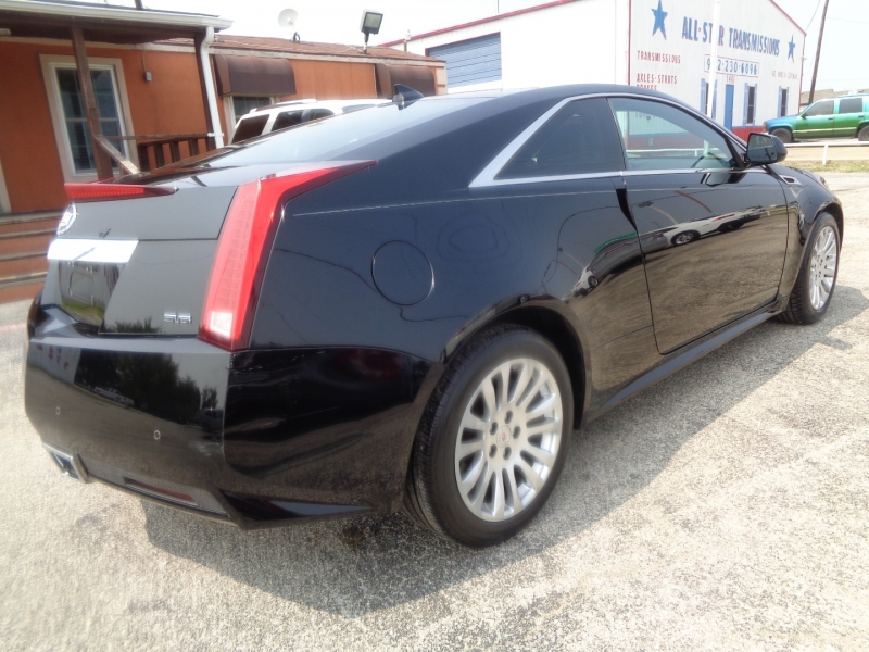 Cadillac CTS Coupe 2014 price $14,995