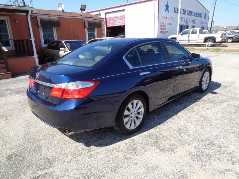 Honda Accord Sedan 2014 price $14,995