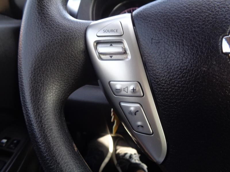 Nissan Versa 2015 price $6,995