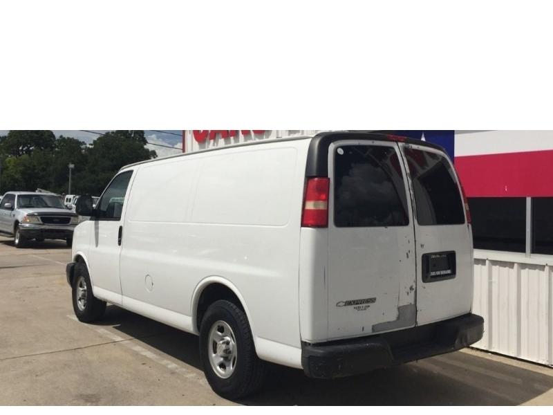 Chevrolet Express Cargo Van 2007 price $4,995
