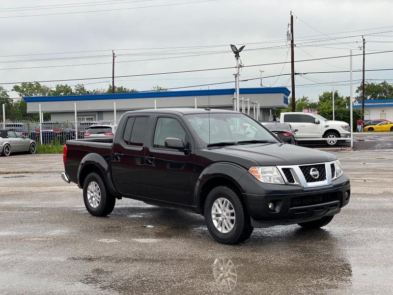 Nissan Frontier 2016 price $12,995