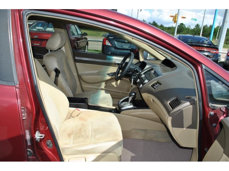 Honda Civic Sdn 2008 price $4,995