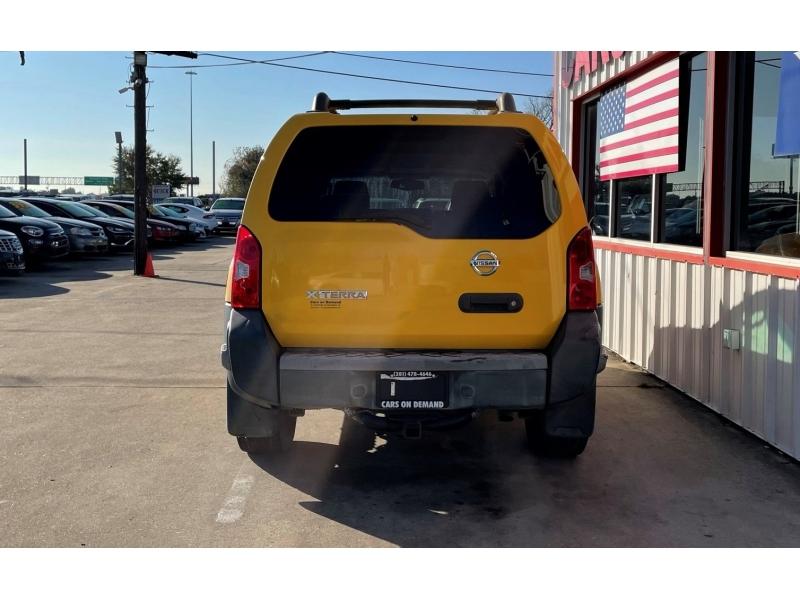 Nissan Xterra 2006 price $5,995