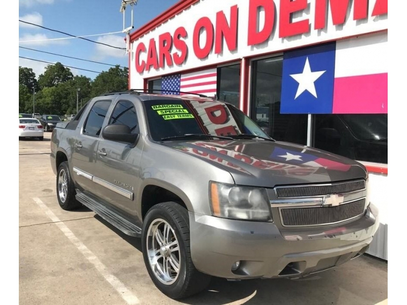 Chevrolet Avalanche 2007 price $7,995