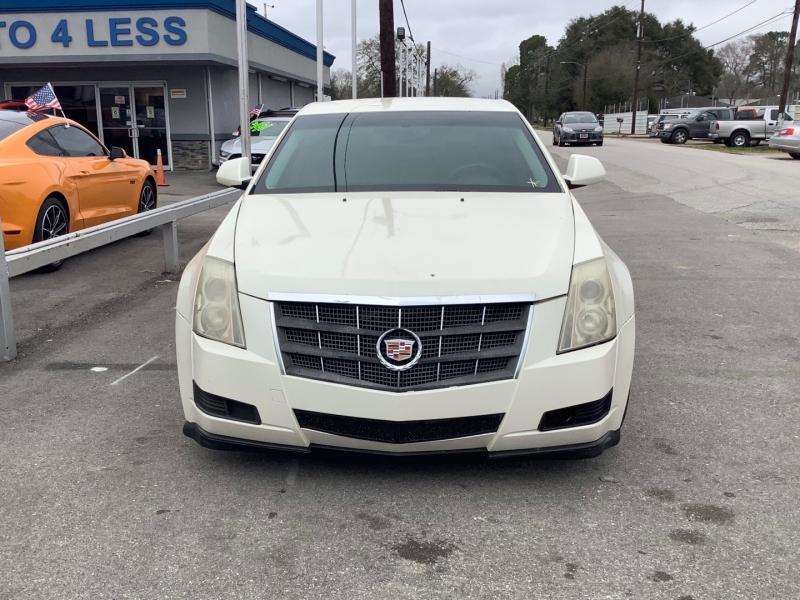 Cadillac CTS 2009 price $6,995