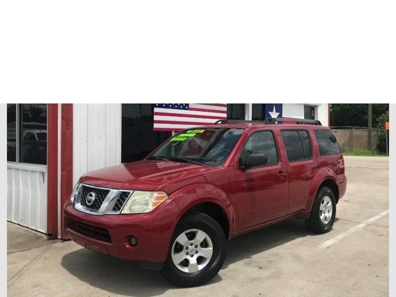 Nissan Pathfinder 2009 price $5,995