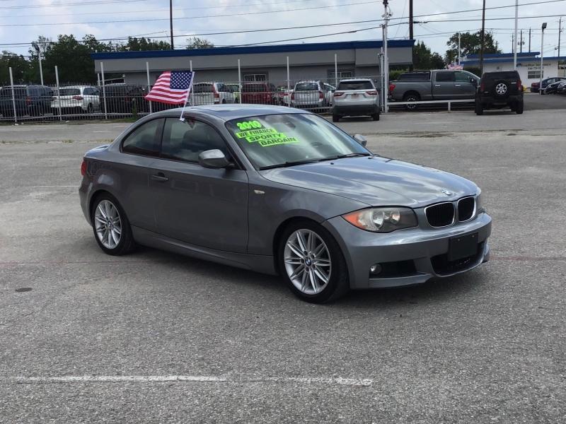 BMW 1-Series 2010 price $6,995