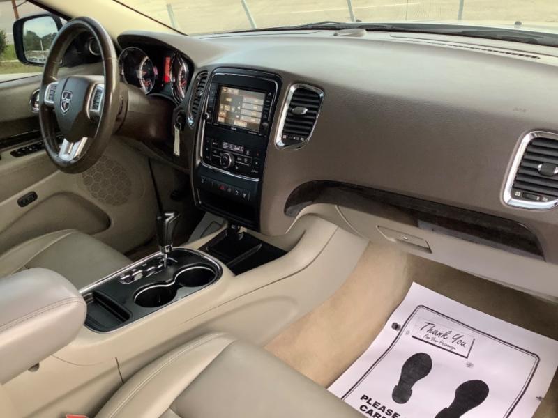 Dodge Durango 2012 price $9,995