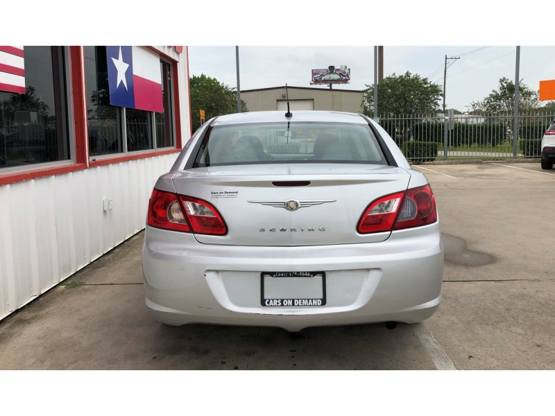 Chrysler Sebring 2008 price $3,995