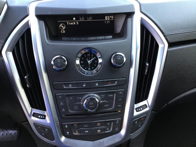 Cadillac SRX 2012 price $9,995