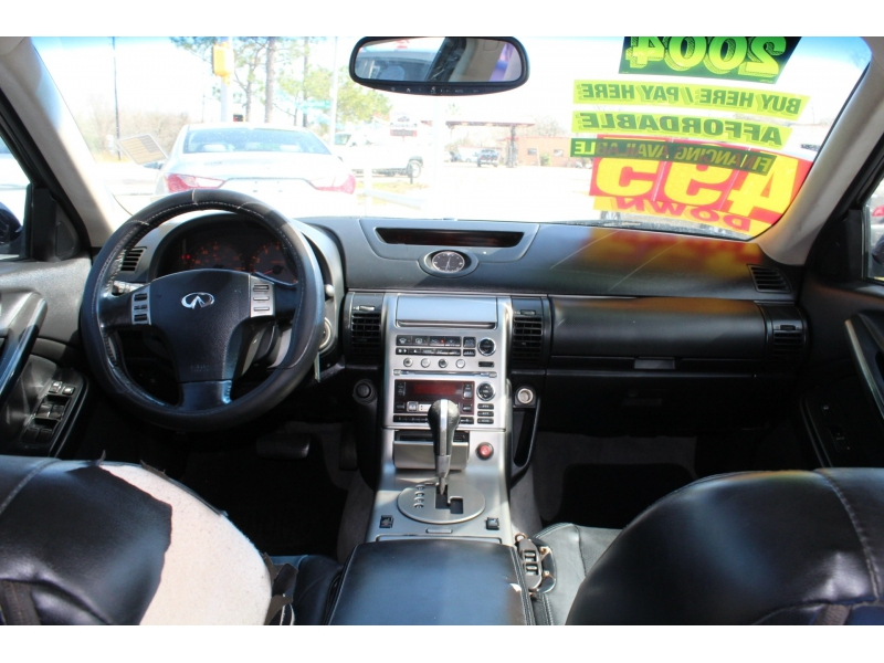 Infiniti G35 Sedan 2004 price $3,495