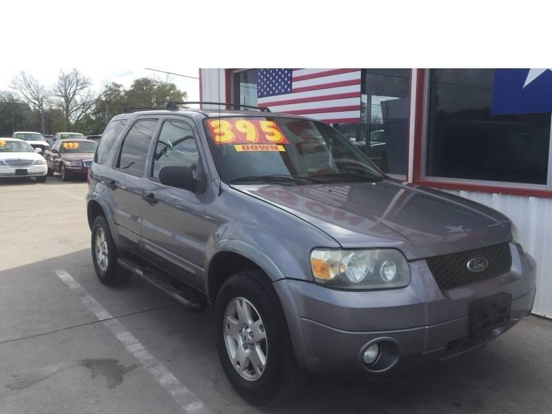 Ford Escape 2007 price $3,995