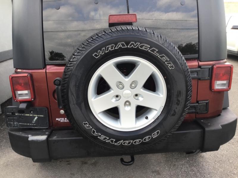 Jeep Wrangler 2007 price $13,995