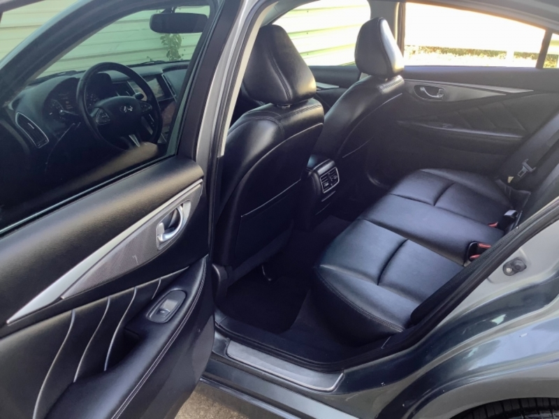 Infiniti Q50 2015 price $13,995