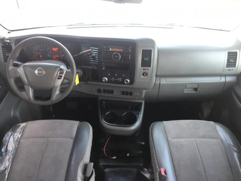 Nissan NVP 2015 price $11,995