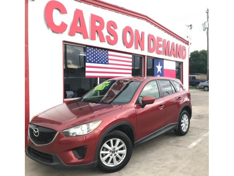 Mazda CX-5 2013 price $7,995