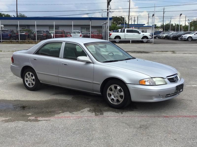 Mazda 626 2002 price $2,995