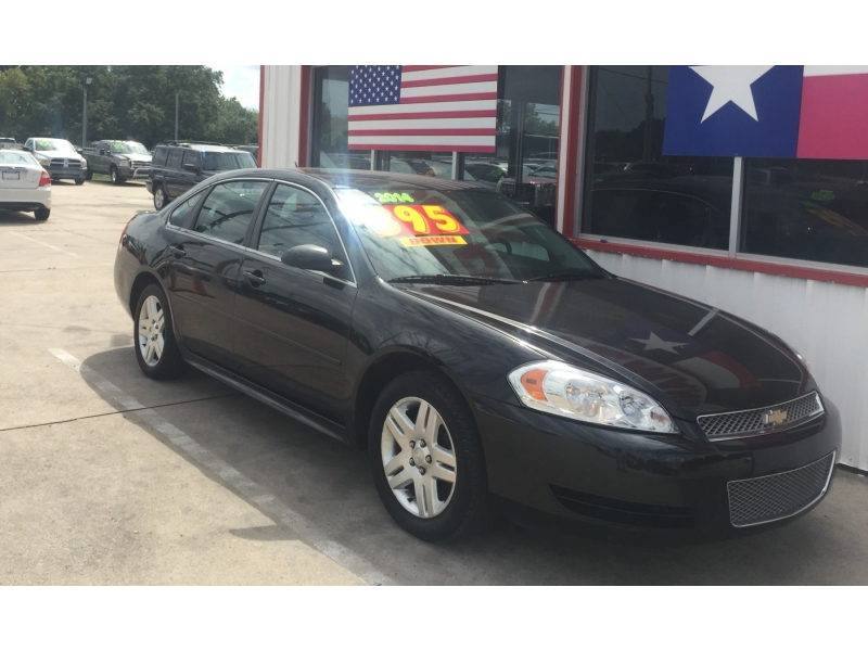 Chevrolet Impala Limited 2014 price $7,995
