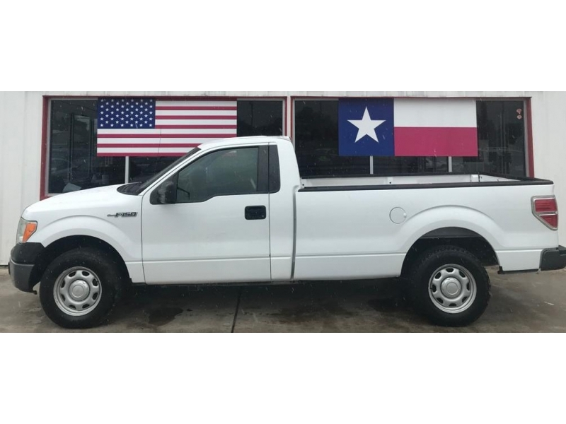 Ford F-150 2014 price $8,995