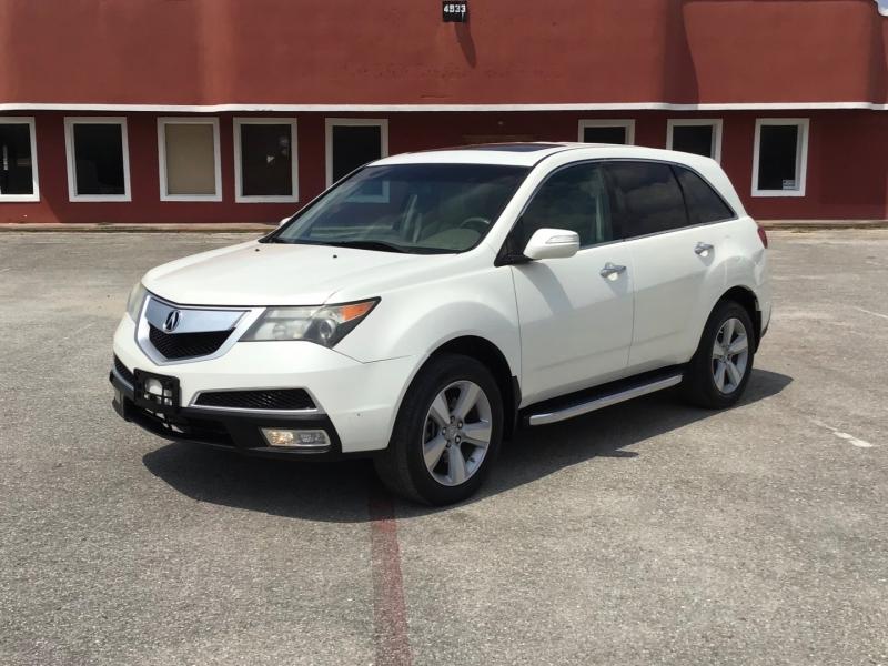 Acura MDX 2011 price $9,995