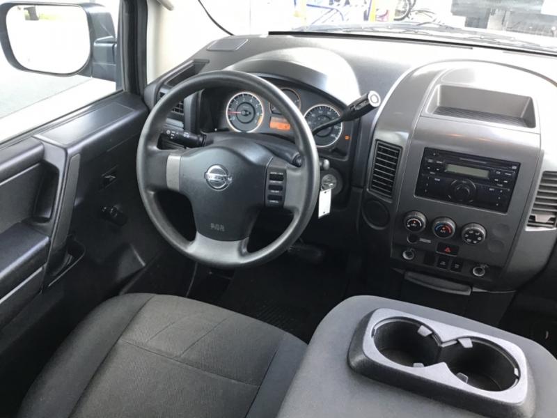 Nissan Titan 2011 price $9,995