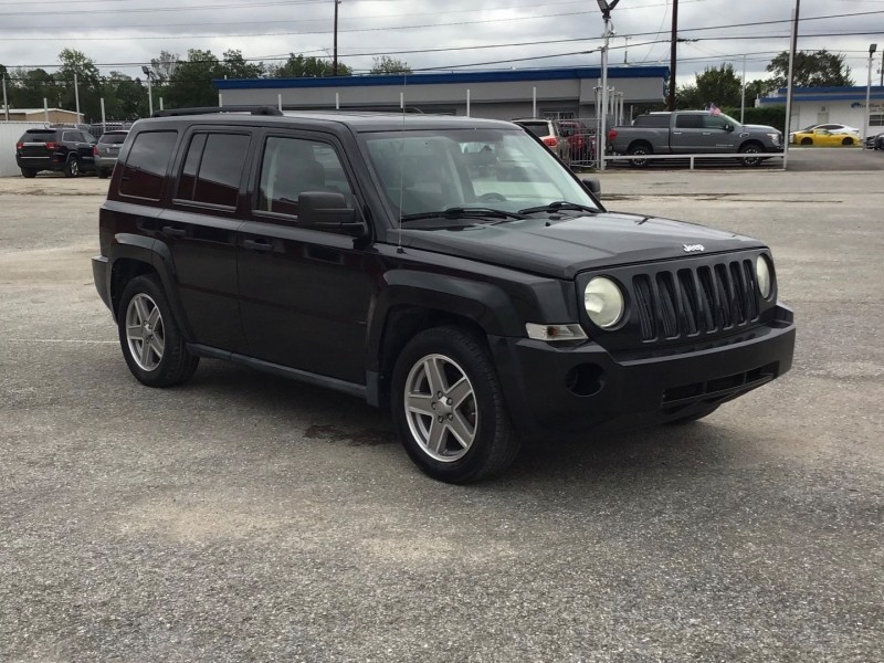 Jeep Patriot 2008 price $4,495