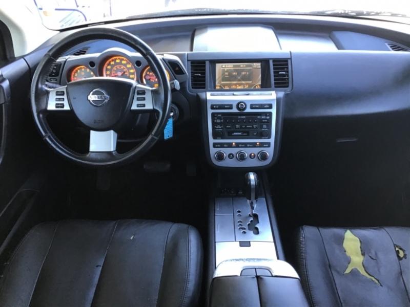 Nissan Murano 2007 price $3,995